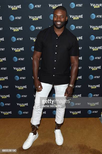 Amin Joseph attends the Vulture Festival Opening Night Party Presented By ATT at the Top of The Standard Hotel on May 19 2017 in New York City