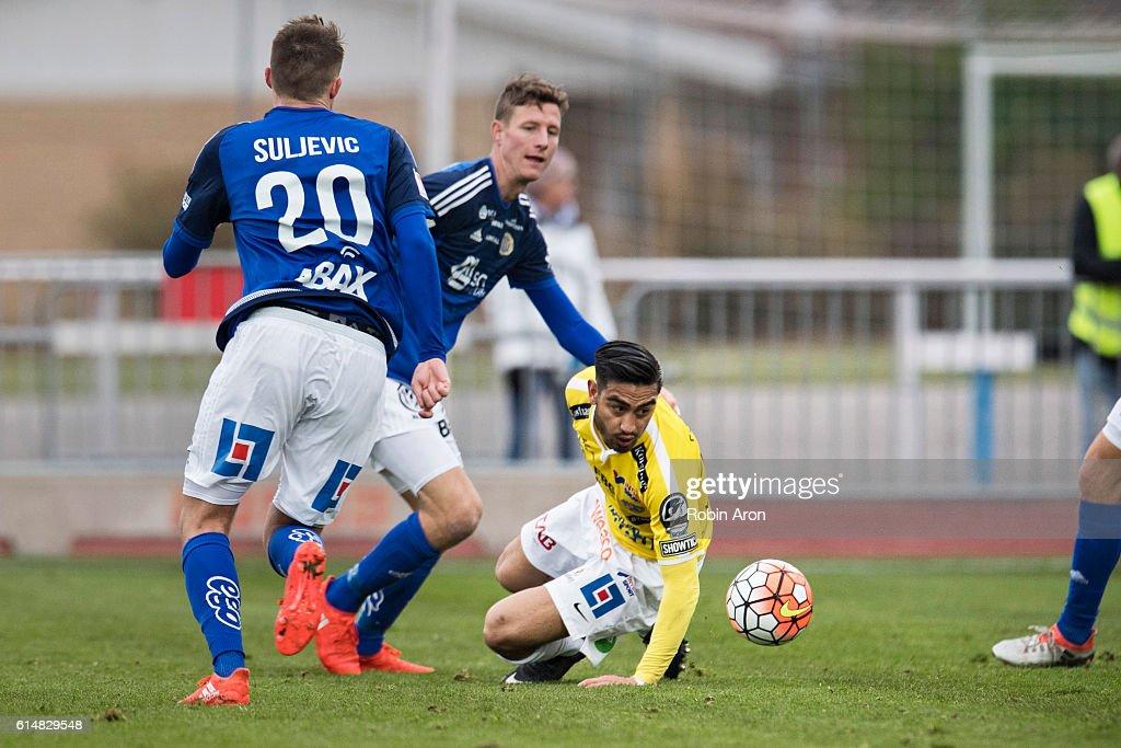 Falkenbergs FF v GIF Sundsvall - Allsvenskan : News Photo