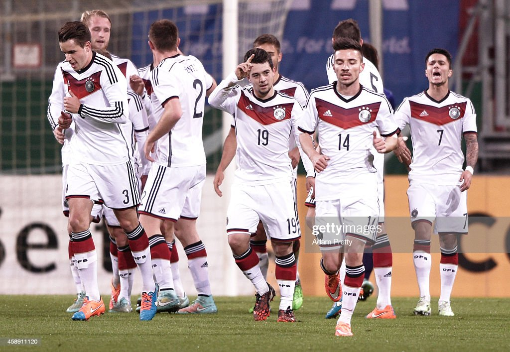 U21 Germany v U21 Netherlands - International Friendly
