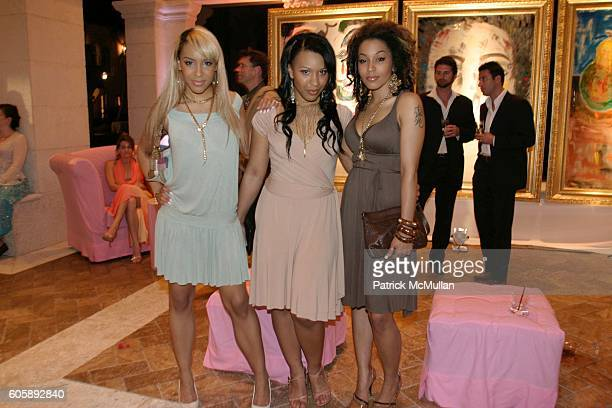 Amina Sophie Jazz and of Black Butterfly attend Russell and Kimora Lee Simmons and the Rush Philanthropic Arts Foundation Present the 2nd Annual Art...