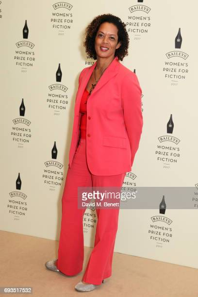 Aminatta Forna attends the Baileys Women's Prize For Fiction Awards 2017 at The Royal Festival Hall on June 7 2017 in London England