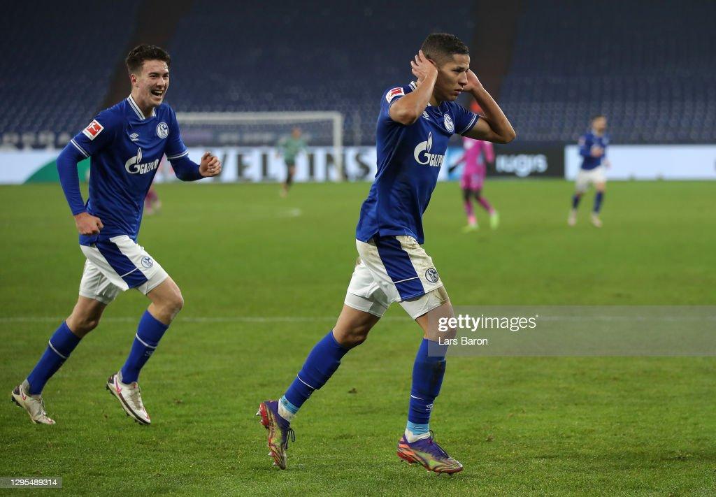 FC Schalke 04 v TSG Hoffenheim - Bundesliga : News Photo
