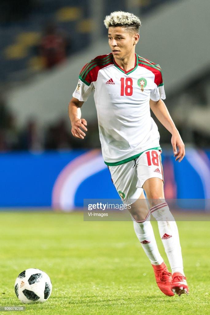 Morocco v Uzbekistan - International Friendly