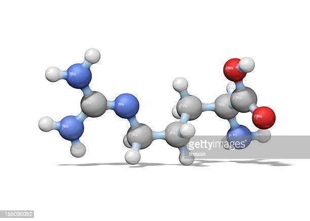 amino acid arginine - theasis stock pictures, royalty-free photos & images