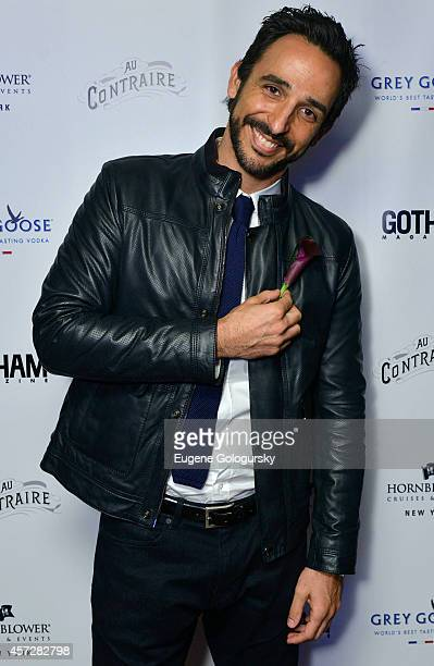 Amir Arison attends the Gotham Magazine Celebrates New York's Most Eligible Bachelors Aboard Hornblower Cruises on October 15 2014 in New York City