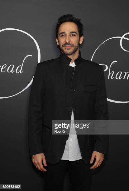 Amir Arison attends the New York Premiere of 'Phantom Thread' at Harold Pratt House on December 11 2017 in New York City