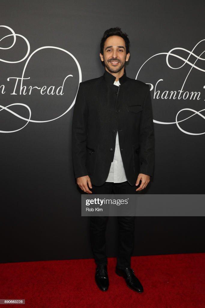 """Phantom Thread"" New York Premiere"