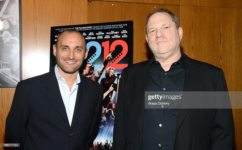 "Documentary ""12-12-12"" - Los Angeles Premiere"