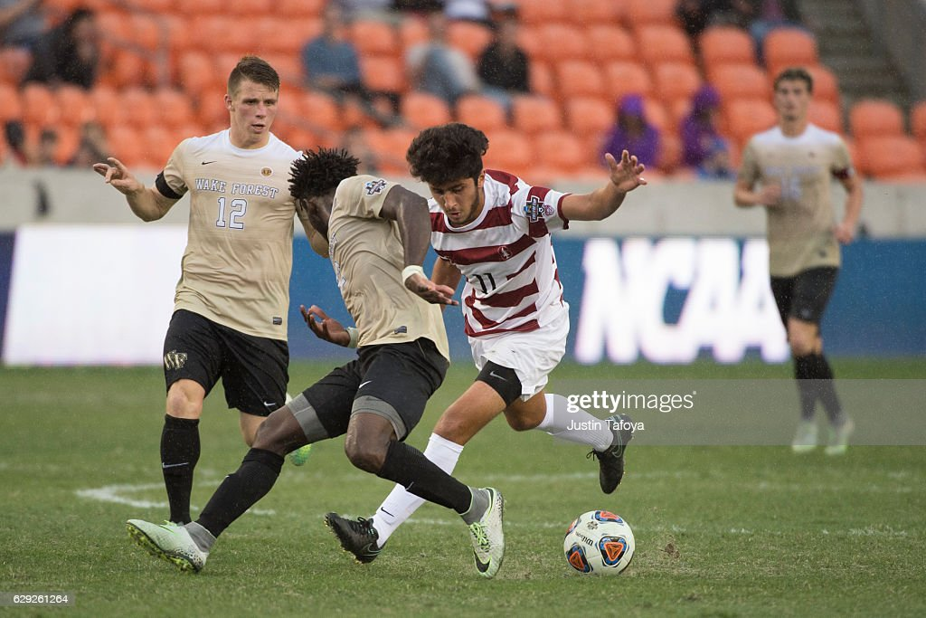 NCAA Division 1 Men's Soccer Championship : News Photo