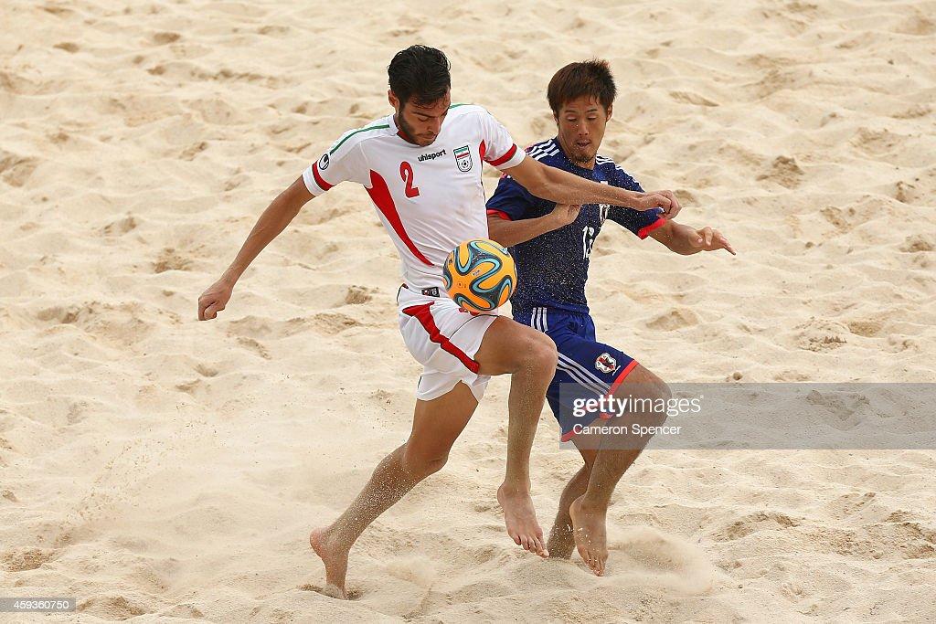 2014 Asian Beach Games - Day 8 : News Photo
