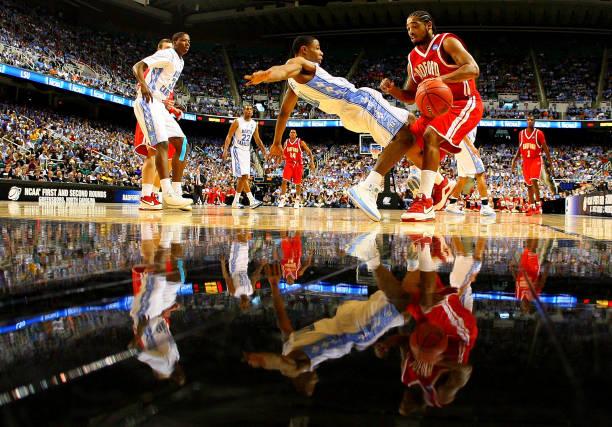 NCAA First Round: Radford Highlanders v North Carolina Tar Heels