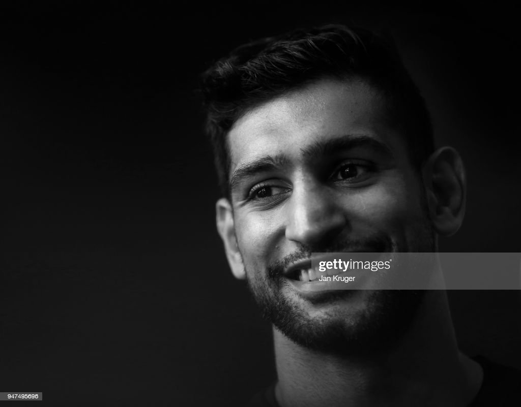 Amir Khan & Phil Lo Greco Media Work Out