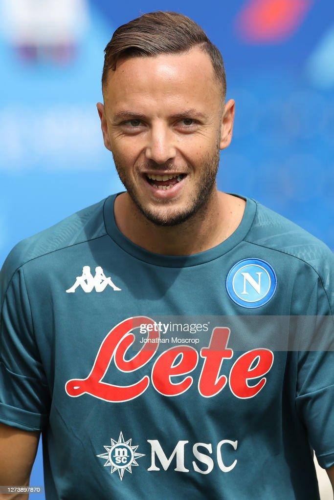 Parma Calcio v SSC Napoli - Serie A : News Photo