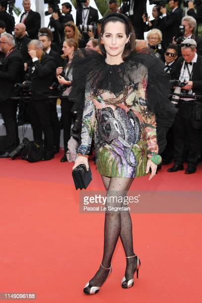 Amira Casar attends the opening ceremony and screening of The Dead Don't Die during the 72nd annual Cannes Film Festival on May 14 2019 in Cannes...