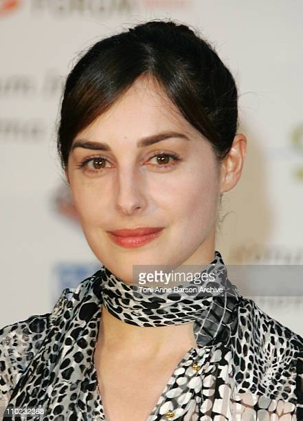 Amira Casar during 2005 International Forum of Cinema Literature Opening Arrivals at Grimaldi Forum in Monte Carlo Monaco