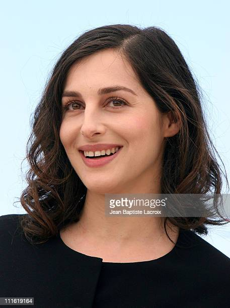 Amira Casar during 2006 Cannes Film Festival Transylvania Photocall at Palais des Festivals in Cannes France