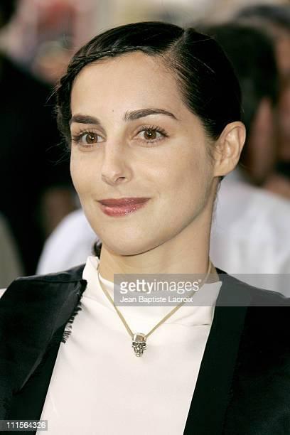 Amira Casar during Paris Cinema 2005 Tribute to Jeanne Moreau in Paris France