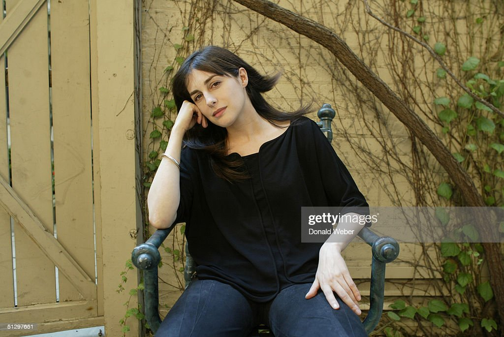 Amira Casar Of Anatomy Of Hell Poses During The 29th Annual Toronto