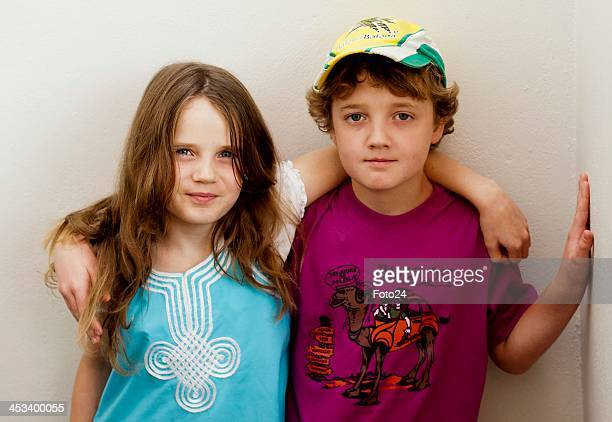 Amira Willighagen and her brother Fincent at their uncle's house on December 3 in Johannesburg South Africa The 9yearold was a hit on YouTube after...