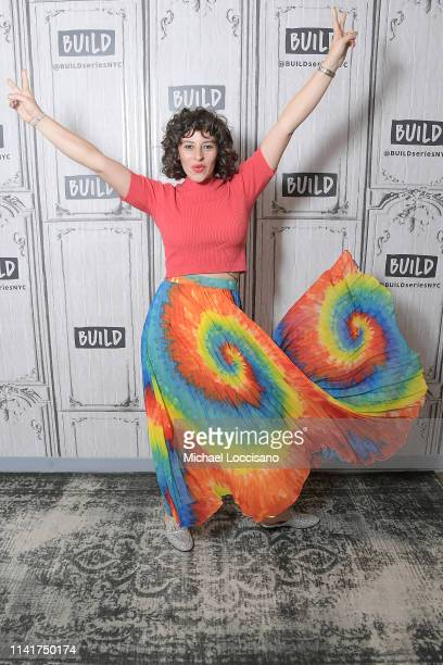 Amirah Kassem visits Build to discuss her book 'The Power of Sprinkles' at Build Studio on April 10 2019 in New York City