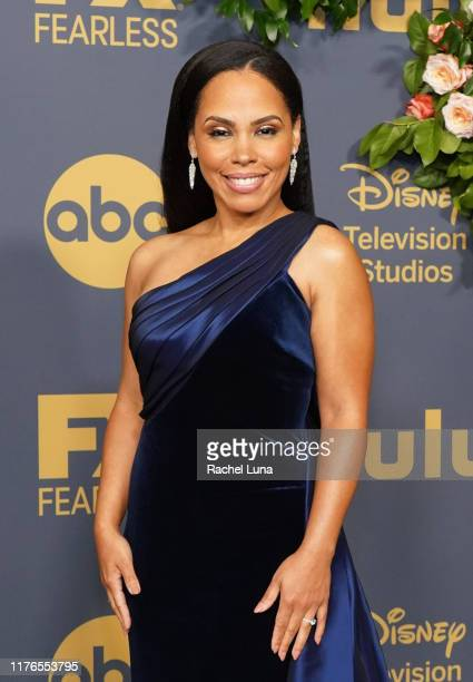 Amirah Vann attends the Walt Disney Television Emmy Party on September 22 2019 in Los Angeles California