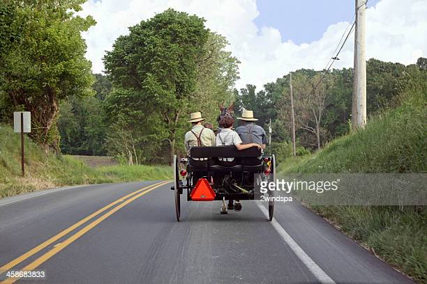 Amish Evening Ride