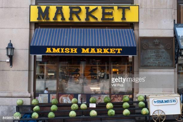 Amish Market Manhattan NYC New York USA