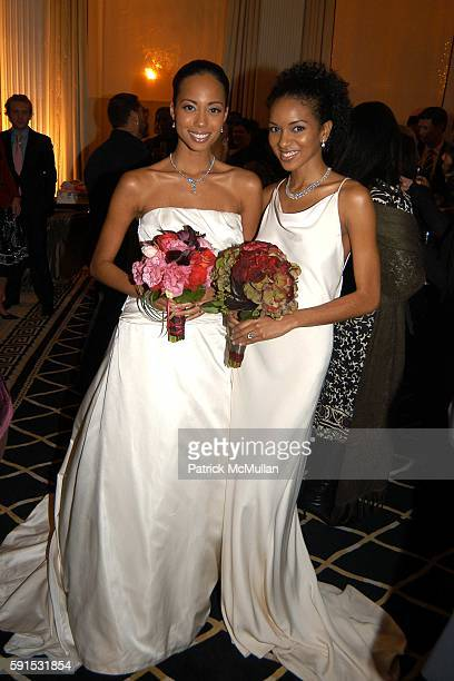 Amistad Hosts The Vow Publication Party at The House of Harry Winston on November 2 2005 in New York City