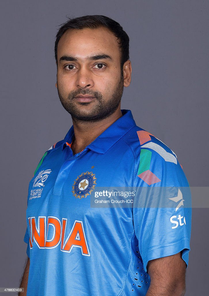 India Headshots - 2015 Cricket World Cup Preview Set