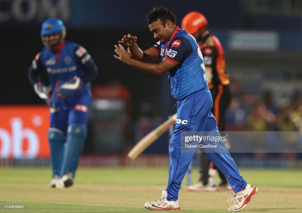 IPL Eliminator - Delhi v Sunrisers : News Photo