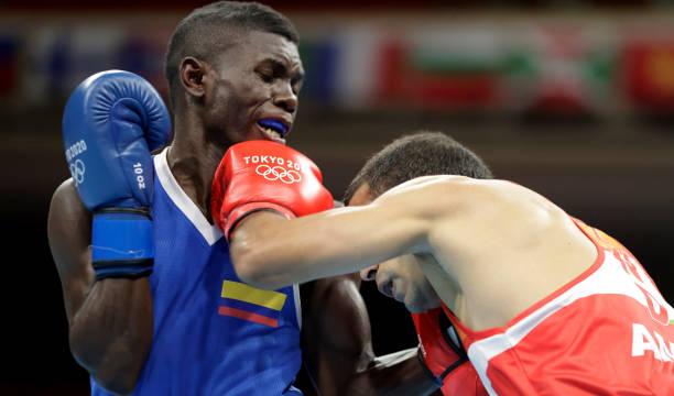 JPN: Boxing - Olympics: Day 8