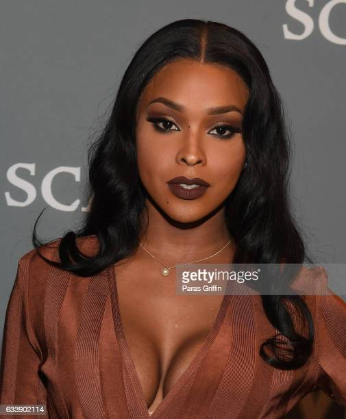 Amiyah Scott attends 5th Annual aTVfest on February 4 2017 in Atlanta Georgia
