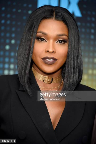 Amiyah Scott attends the 2017 FOX Upfront at Wollman Rink Central Park on May 15 2017 in New York City