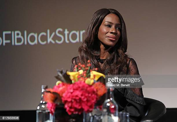 Amma Asante attends BFI London Film Festival BLACK STAR Symposium on October 6 2016 in London England