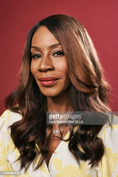 Amma Asante poses for a portrait at BAFTA Los Angeles BBC America TV Tea Party 2018 on September 15 2018 in Beverly Hills California