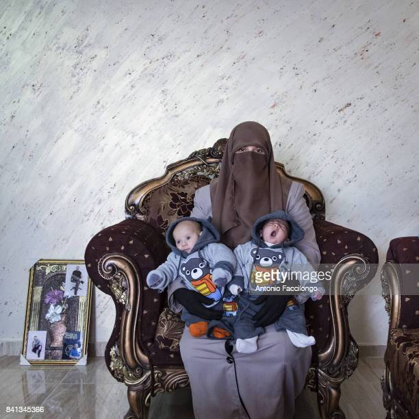 """Amma Elian is the wife of Anwar Elian . He was arrested in 2003 and sentenced for life imprisonment. This is the story of Palestinian prisoners""""u2019..."""