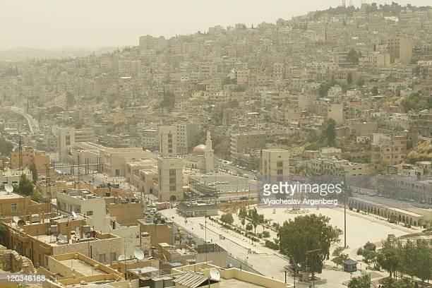 Amman cityscape, Jordan