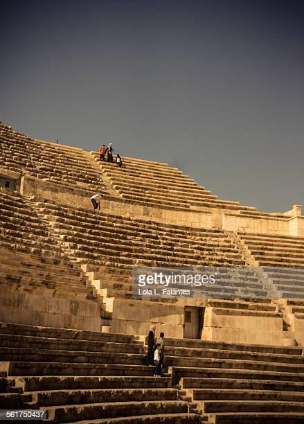 Amman Roman theater