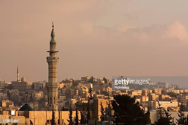 Ammán horizonte, Jordania
