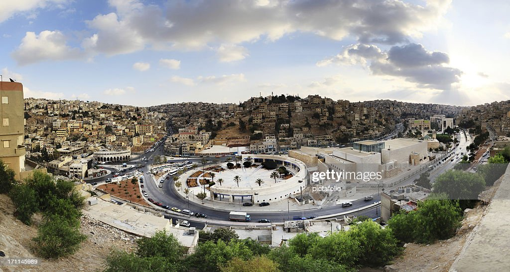 Amman Skyline XXXL : Stock Photo