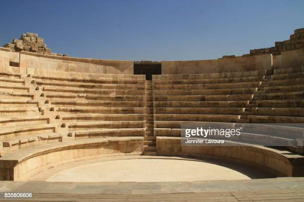 amman theater - roman stock pictures, royalty-free photos & images