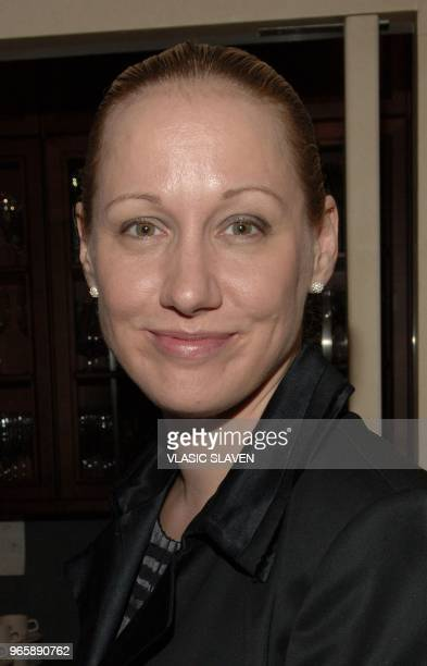 Ammy Sacco attends the New York Spring Benefit of The Foundation for Ethnic Understanding a tribute to Clive Davis Kimora Lee Simmons and Aviv Nevo...