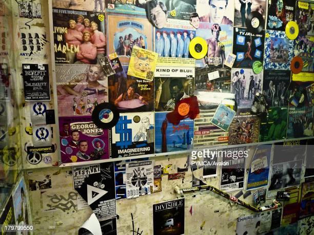Amoeba Record shop Sunset Blvd Hollywood California USA 2009