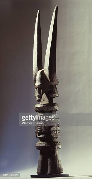 Among many Igbo and neighbouring cultures men would establish Ikenga shrines to the power of their right hand either to give thanks for their success...