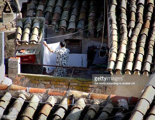 Among Spanish roofs