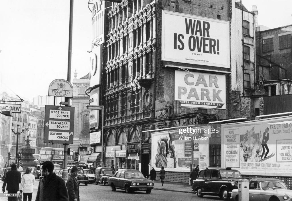 From John And Yoko : Nachrichtenfoto