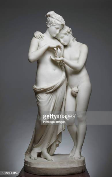 Amor and Psyche 1808 Found in the collection of State Hermitage St Petersburg