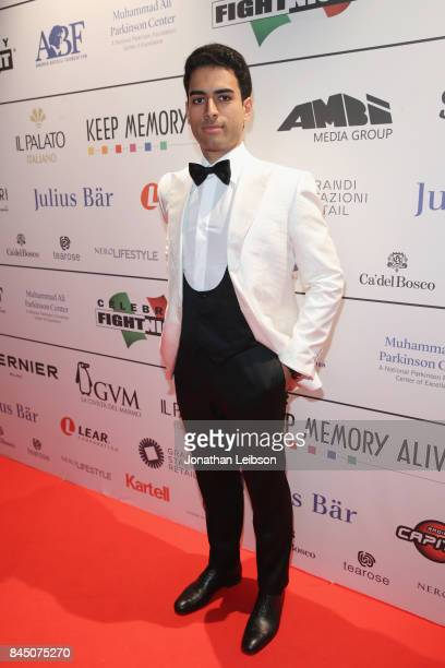Amos Bocelli attend the Dinner at Galleria Doria Pamphilj as part of the 2017 Celebrity Fight Night in Italy Benefiting The Andrea Bocelli Foundation...