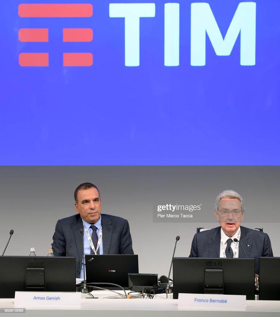 Telecom Shareholders' Meeting 2018