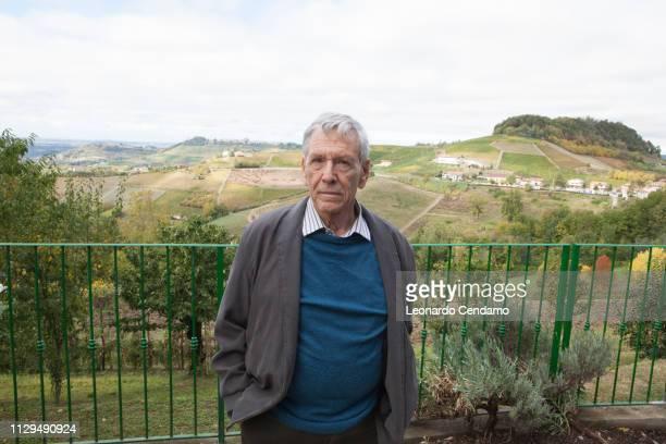 Amos Oz, Israeli writer, Milano, Italy, 15th October 2016.